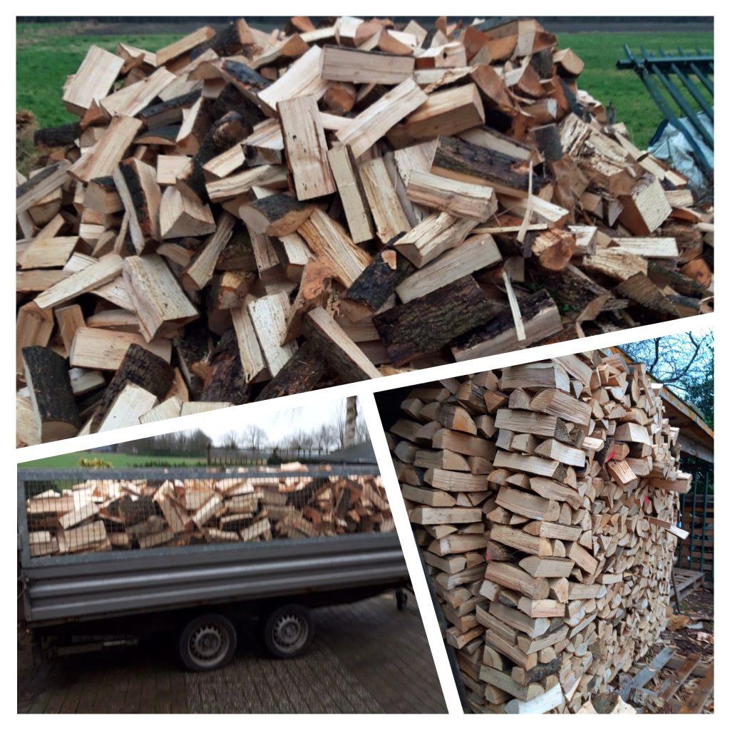 droog en schoon hout